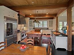 country kitchen floor plans white country kitchen kitchen traditional with open floor plan