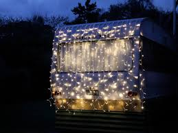 Indoor Curtain Fairy Lights Curtain Fairy Lights 2m X 2m White Cable