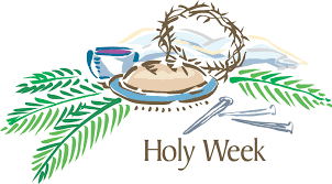 holy week christ the king lutheran church