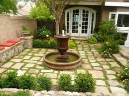 courtyard garden ideas gorgeous front yard courtyard landscaping ideas 16 onechitecture