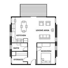 Small Floor Plans Floor Plans Of The Brilliant 280 Square Foot Tiny House By Chris