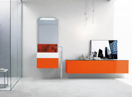 orange bathroom ideas design ideas and inspiration