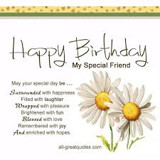 happy birthday cards for the 25 best happy birthday special friend ideas on