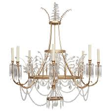 Swedish Chandelier Nicolo Antiques Niermann Weeks Swedish Chandelier