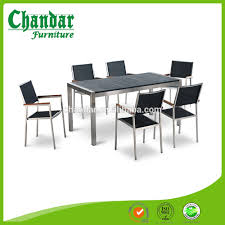 Stainless Steel Patio Table Metal Mesh Patio Furniture Metal Mesh Patio Furniture Suppliers
