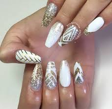 coffin nail design beauty pinterest coffin nails nail nail