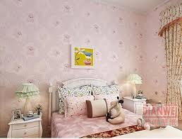 teddy bear children 3d wallpaper rolls pink and blue non woven