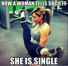 Single Ladies Meme - single woman meme