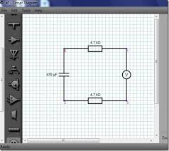 free circuit drawing software to draw circuit diagrams