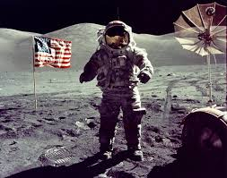 Can You See The Us Flag On The Moon Eugene Cernan Farewell To The Last Man On The Moon Time