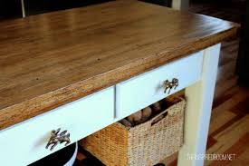 Unfinished Wood Kitchen Island Diy Distressed Wood Furniture Moncler Factory Outlets Com
