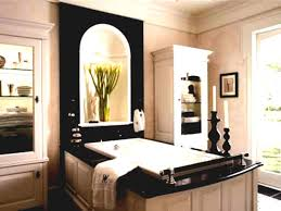 Bathroom Wall Design Ideas by Black And White Bathroom Wall Decor Rectangle White Porcelain