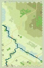 Battle Of Kursk Map Gmt Games Fighting Formations Grossdeutschland Division U0027s