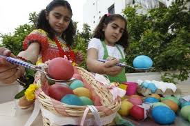easter celebrations held across the world cctv news cntv