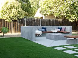 modern california backyard reveal the vintage rug shop the