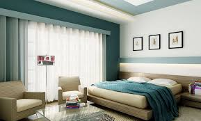 asian paint color combination for bedroom home interior wall