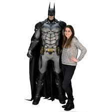 arkham knight batman life size foam prop replica