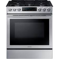 Red Kitchen Range Appliances Samsung Ranges Appliances The Home Depot