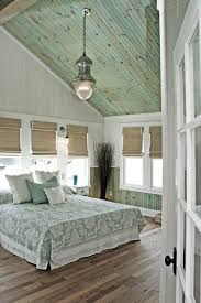 greek bedroom greek key bedding bedroom beach style with sloped ceilings