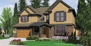 mascord house plan 22154a the montgomery