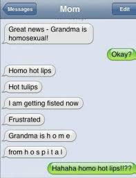 Texting Memes - grandma text