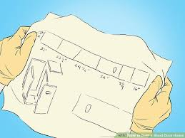 How To Build A Small Shed Step By Step by How To Build A Wood Duck House 12 Steps With Pictures Wikihow