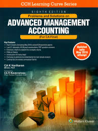 cch problems u0026 solutions on advanced management accounting for ca