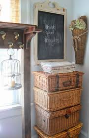Rattan Baskets by 191 Best Baskets Images On Pinterest Wicker Baskets Basket And