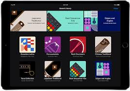drum pattern for garageband kvr apple updates garageband for ios to v2 3 new sound library