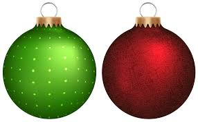 green and red christmas balls png clip art best web clipart