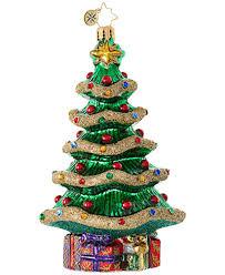 christopher radko tree ornament for the
