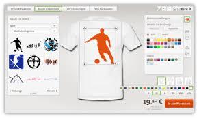 shirt selbst designen sport t shirt selbst gestalten