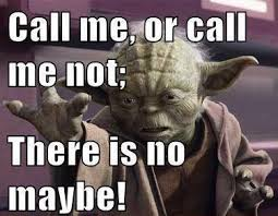 Call Me Maybe Meme - yoda call me maybe funny pics memes captioned pictures