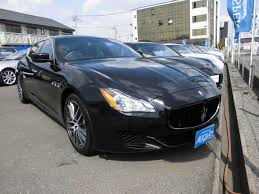 maserati quattroporte 2015 blue buy import maserati quattroporte 2015 to kenya from japan auction