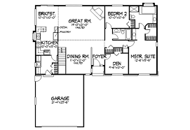 ranch home layouts tudor ranch home plan 091d 0047 house plans and more