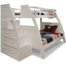 Bunk Beds Australia Look At This Zulilyfind White Barrett Stair Bunk Bed Trundle