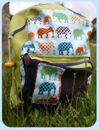 kindergarten backpack pattern reversible creature backpack pattern craftfoxes pouches purses