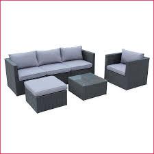 canape de jardin en resine tressee pas cher salon de jardin resine tressee discount 278847 élégant salon de