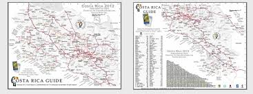 Map Of San Jose Costa Rica by Costa Rica Map U2013 Printable Pdf Download