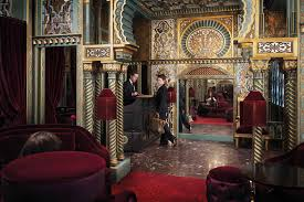 The Opulence Opulence Revival The Hotels Embracing The New Opulence Trend