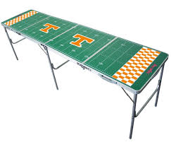 Beer Pong Table Size Tennessee Volunteers College Tailgate Pong Table Beer Pong Table
