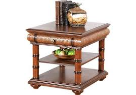 rooms to go accent tables rooms to go accent tables shop for a home key west end table at