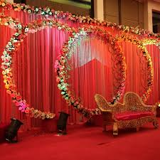 decoration for indian wedding indian wedding decoration fabric the authentic indian wedding