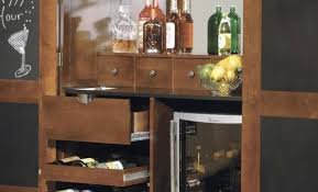Lighted Bar Cabinet Shelf Small Bar Cabinet Awesome Bottle Shelf For Bar 25 Antique