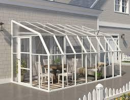 8 X 12 Greenhouse Kits Rion Sunroom Kit 8 X 14 Clear Acrylic Panels Canada Greenhouse Kits