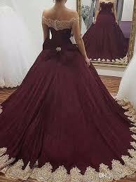 maroon quinceanera dresses gown the shoulder maroon quinceanera dress with appliques