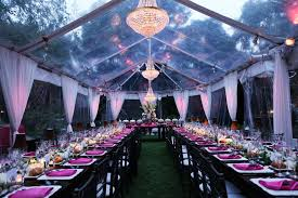 tent event clear frame tent interior view town country event rentals