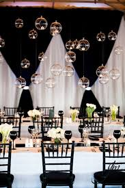 black and white wedding decorations black white theme wedding baby shower bridal shower