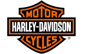 harley davidson cake toppers buy 1 4 sheet harley davidson large logo birthday image edible