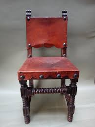 Mexican Chairs Mexican Colonial Chair F1106 Early California Antiques